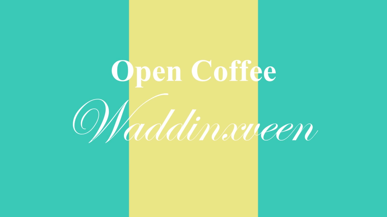 Open Coffee Waddinxveen (teaser)
